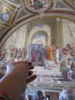 Photo of Rome Skip the Line: Vatican Museums Small-Group Tour including Sistine Chapel and St Peter's Basilica IMG_2593