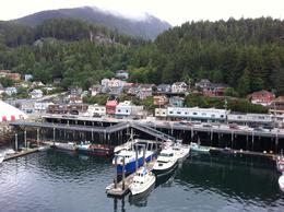 Ketchikan Harbor, isa - September 2011