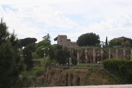 A photo of the Roman forum. , Sharon M - May 2015
