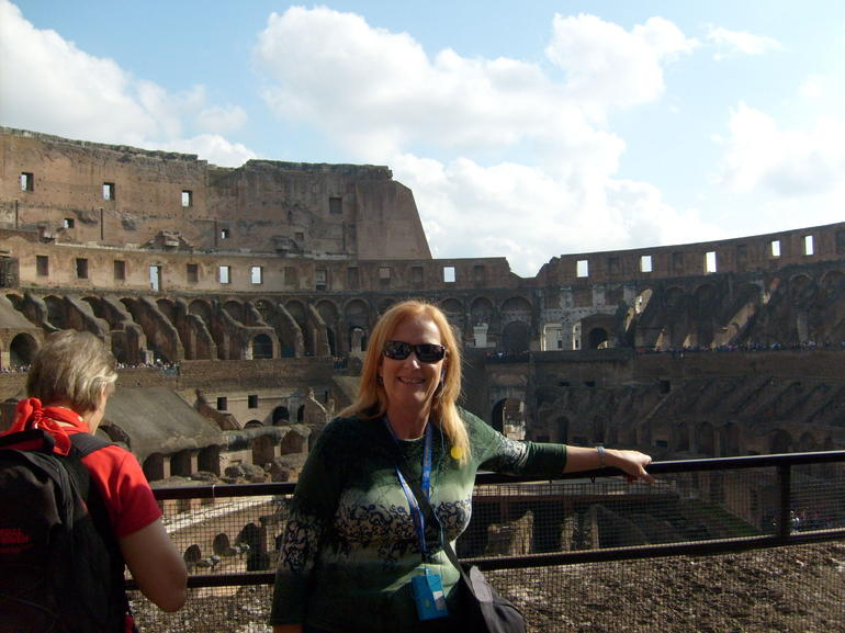 Skip the Line: Ancient Rome and Colosseum Half-Day Walking Tour - Rome