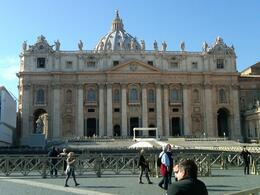 Outside the Vatican, James F - November 2010