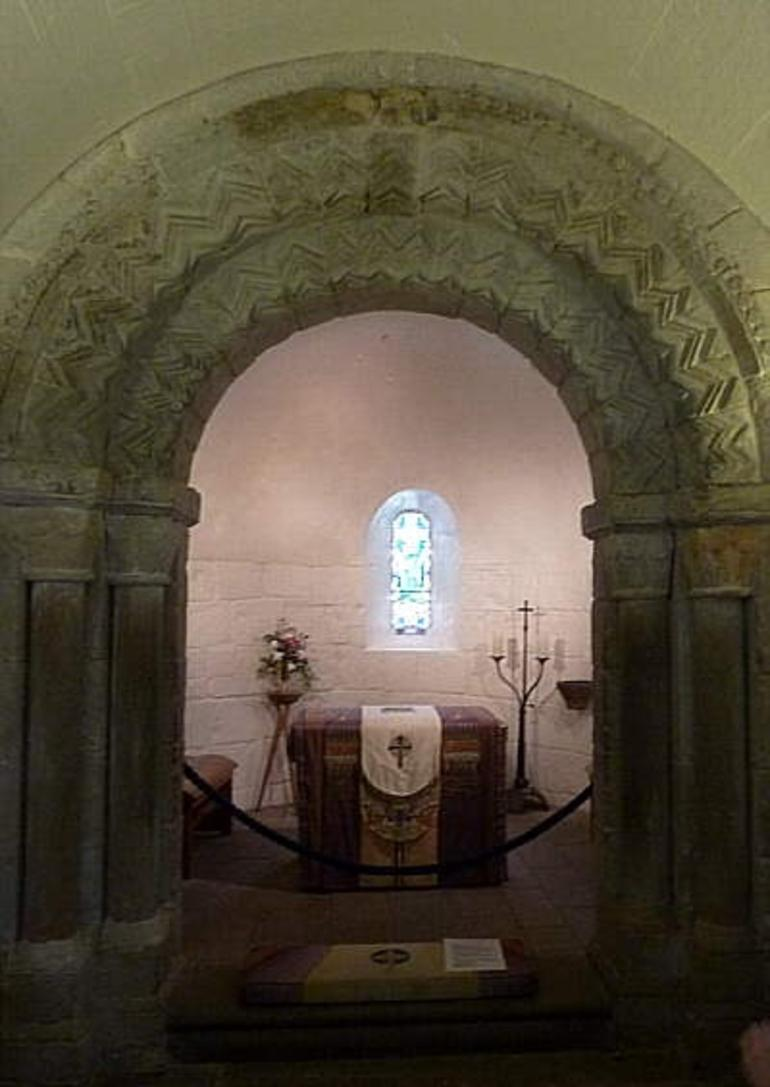 St Margaret's Chapel altar - London