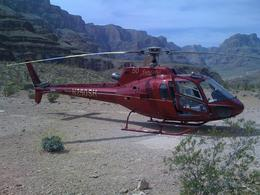 Photo of Las Vegas Grand Canyon All American Helicopter Tour The chopper