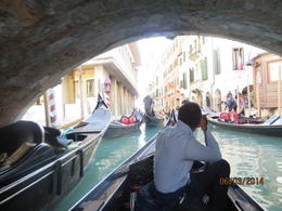 Through the water ways of Venice , Phillip S - March 2014