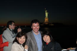 Photo of New York City Viator VIP: NYC Night Helicopter Flight and Statue of Liberty Cruise water taxi statue of liberty 2, new yor, usa.JPG