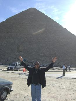 Photo of Cairo Private Tour: Giza Pyramids, Sphinx, Egyptian Museum, Khan el-Khalili Bazaar WHAT A GREAT STRUCTURE
