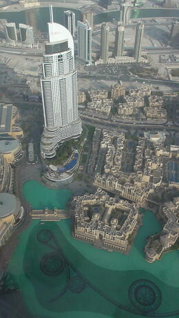 Photo of Dubai Burj Khalifa 'At the Top' Entrance Ticket 125 floors up