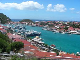 St. Barts Harbour , Jerry L - May 2011