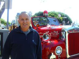 Photo of San Francisco San Francisco Fire Engine Tour Attilio DeAngelis