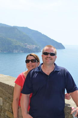 Photo of Florence Cinque Terre Hiking Day Trip from Florence Awesome View on the Trail