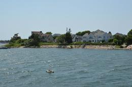 Had a tour on the rich side of Cape Cod. , Ivy M - July 2014