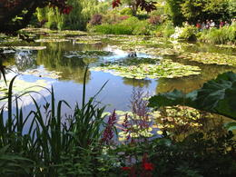 Photo of Paris Giverny and Monet Claude Monet's Pond