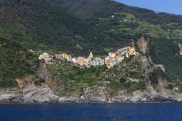 Photo of Florence Cinque Terre Hiking Day Trip from Florence Cornligia from the boat
