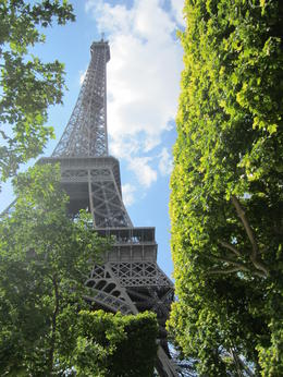 Photo of Paris Skip the Line: Eiffel Tower Tickets and Small-Group Tour eiffel tower in June