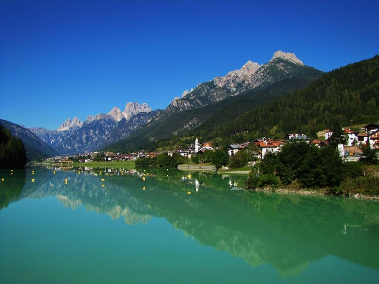 Foothills of the Dolomites - Venice