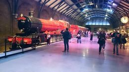 One ticket to Hogwarts, please!, Peter H - May 2015