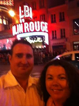 Photo of Paris Moulin Rouge Show Paris IMG_0418