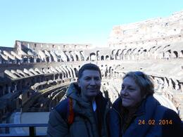 Photo of Rome Rome Hop-On Hop-Off Sightseeing Tour LE COLYSEE