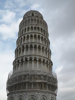 It was wonderful to see the Leaning Tower in person, and well worth the drive., Evan Wade R - April 2009