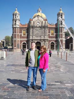 Photo of Mexico City Teotihuacan Pyramids and Shrine of Guadalupe Mexico City, MX 2011 (Mark and Ilda) 055