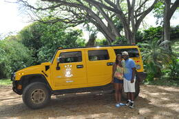 Photo of Oahu Lost Tour and Other Hawaii Movie Locations by Hummer OUR Hummer