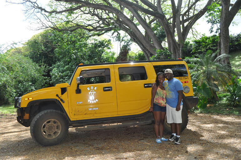 OUR Hummer - Oahu