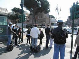 Photo of Rome Rome Segway Tour P3220048