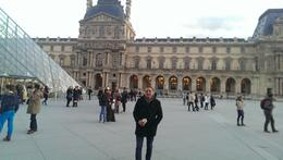 i was in France for a business trip , Fuad A - March 2014