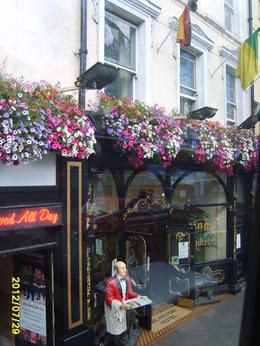 Beautiful shop front , Margaret B - August 2012