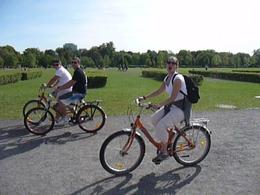 Photo of Berlin Berlin Bike Tour Tamara cruising.
