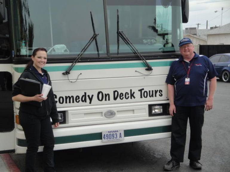 The Dam Bus - Jody and Alan - Las Vegas