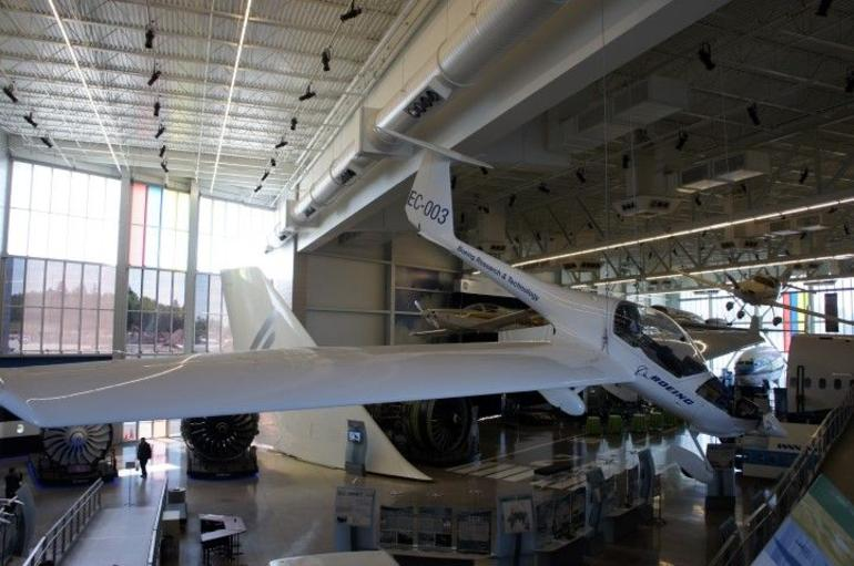 The Future of Flight Aviation Center - Seattle