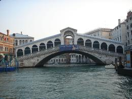 Rialto Bridge, Krishnan Vaitheeswaran - October 2008