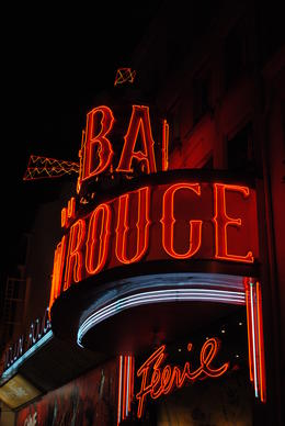 Moulin rouge evening , Michael F - April 2012