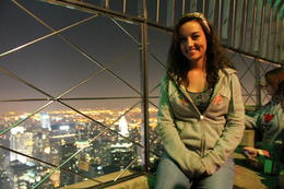 Taylor and the Big Apple! , Cheryl B - March 2012