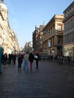 Strolling down Buchanan Street., Eva P - November 2007