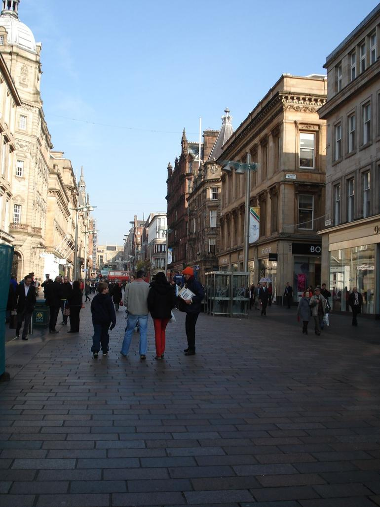 Buchanan Street - Glasgow