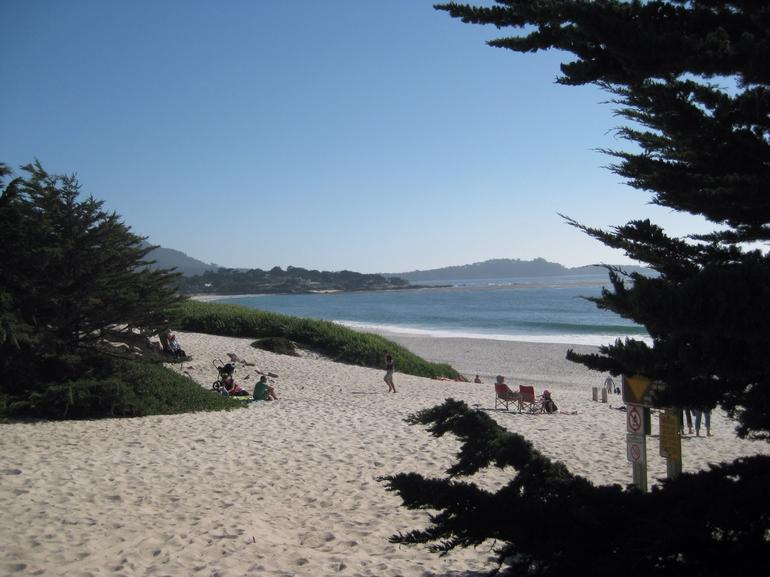 Carmel Beach - California