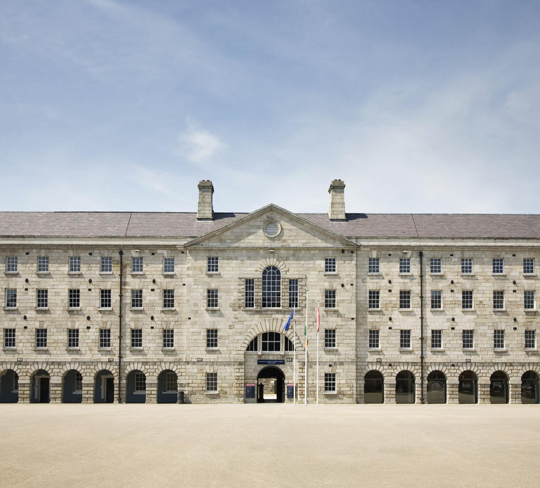 Collins Barracks, Dublin, Ireland - Dublin