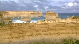 Spectacular view from the Great Ocean Road , mmks - May 2014