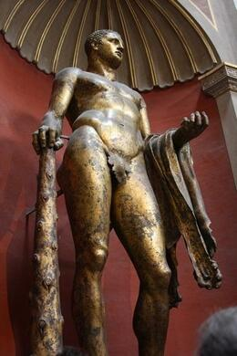 Photo of Rome Skip the Line: Vatican Museums Walking Tour including Sistine Chapel, Raphael's Rooms and St Peter's Great Statues