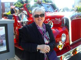 Photo of San Francisco San Francisco Fire Engine Tour Janie DeAngelis