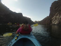 Photo of Las Vegas Black Canyon Kayak Day Trip from Las Vegas Kayaking the Black Canyon