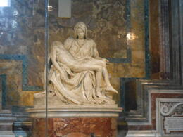 Photo of Rome Skip the Line: Vatican Museums, Sistine Chapel and St Peter's Basilica Half-Day Walking Tour La Pieta