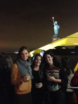 Photo of New York City Viator VIP: NYC Night Helicopter Flight and Statue of Liberty Cruise Liberty cruise
