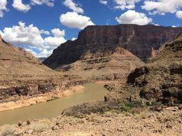 The view from the landing area looking towards the Colorado river. , robert.coston - October 2014
