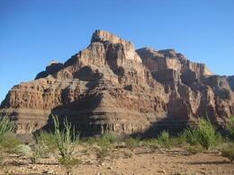 Photo of Las Vegas Grand Canyon All American Helicopter Tour On the ground!