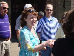 We loved our guide! She was full of information, humorous, and entertaining, and as warm & friendly as could be. She assisted us in decisions to make the most of our time. And gave us a ... , Kristen L - August 2009