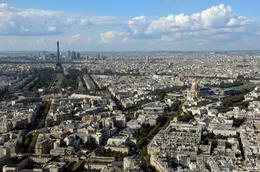 Photo of Paris Montparnasse Tower 56th Floor Observation Deck Panorama