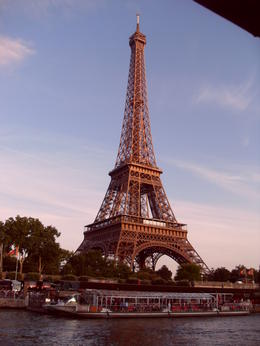 Photo of Paris Eiffel Tower, Seine River Cruise and Paris Illuminations Night Tour Paris June 2011